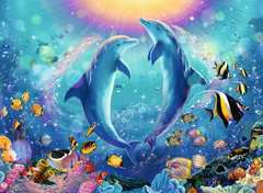 Dansende dolfijnen - image 2 - Click to Zoom