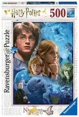 Puzzle 500 p - Harry Potter à Poudlard - Image 1 - Cliquer pour agrandir