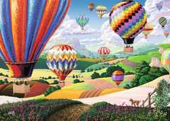 Brilliant Balloons Jigsaw Puzzles;Adult Puzzles - image 2 - Ravensburger