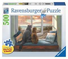 Window Buddies Jigsaw Puzzles;Adult Puzzles - image 1 - Ravensburger