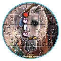 Glitzerndes Pferdepaar - Bild 4 - Klicken zum Vergößern