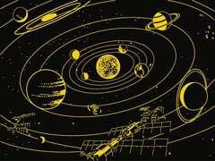 Puzzle 500 p Star Line - Le système solaire - Image 3 - Cliquer pour agrandir