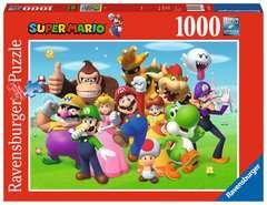 Super Mario               1000p - Billede 1 - Klik for at zoome