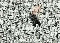 Puzzle 1000 p - Star Wars (Challenge Puzzle) - Image 2 - Cliquer pour agrandir