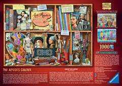 The Artist's Cabinet, 1000pc - image 3 - Click to Zoom