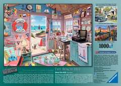 My Haven No 7, The Beach Hut 1000pc - image 3 - Click to Zoom