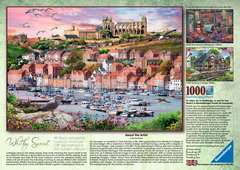 Whitby Sunset, 1000pc - image 3 - Click to Zoom
