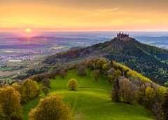 Burg Hohenzollern - Bild 2 - Klicken zum Vergößern