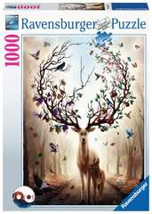 Fantasy Deer              1000p - Billede 1 - Klik for at zoome