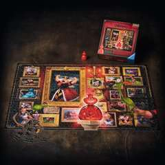 Villainous:Queen of Hearts  Ravensburger Puzzle  1000 pz - Disney - immagine 6 - Clicca per ingrandire