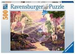Puzzle 500 p - La rivière magique - Image 1 - Cliquer pour agrandir
