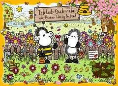 Bienenliebe - Bild 2 - Klicken zum Vergößern