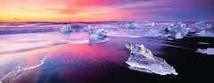 Lago Jökulsárlón, Islandia - imagen 3 - Haga click para ampliar