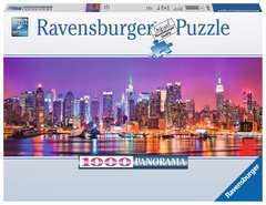 Manhattan 1000 dílků Panorama - obrázek 1 - Klikněte pro zvětšení