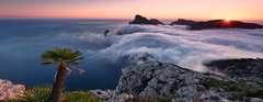 Im Wolkenmeer - Bild 2 - Klicken zum Vergößern