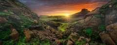 Sunrise over Iceland, 1000pc - image 2 - Click to Zoom