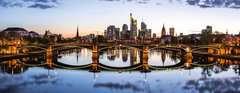 Frankfurt Ravensburger Puzzle  1000 pz - Foto & Paesaggi - immagine 2 - Clicca per ingrandire