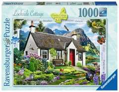 Country Cottage Collection - Lochside Cottage, 1000pc - image 1 - Click to Zoom