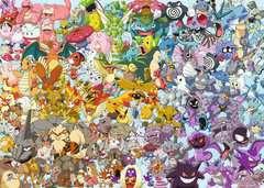 Puzzle 1000 p - Pokémon (Challenge Puzzle) - Image 2 - Cliquer pour agrandir