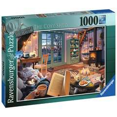 My Haven No.6, The Cosy Shed, 1000pc - image 1 - Click to Zoom