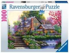 Romantisches Cottage - Bild 1 - Klicken zum Vergößern