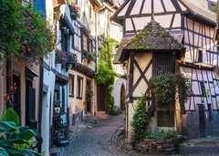 Eguisheim im Elsass - Bild 2 - Klicken zum Vergößern