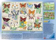 Butterfly Splendours, 1000pc - image 3 - Click to Zoom