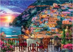 Dinner in Positano, Italy, 1000pc - image 2 - Click to Zoom