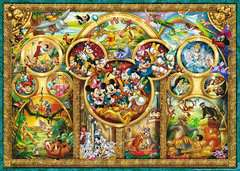 Puzzle 1000 p - Les plus beaux thèmes Disney - Image 2 - Cliquer pour agrandir