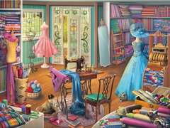 Seamstress Shop - image 2 - Click to Zoom