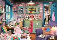 My Haven No.5, The Cake Shed, 1000pc - image 2 - Click to Zoom