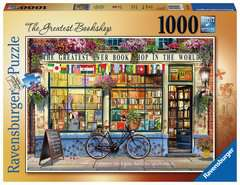 The Greatest Bookshop, 1000pc - Billede 1 - Klik for at zoome