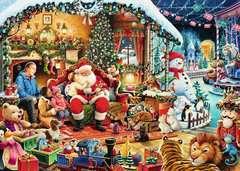 Let's Visit Santa! Limited Edition, 1000pc - Billede 2 - Klik for at zoome