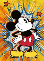 Retro Mickey                 1000p - Billede 2 - Klik for at zoome