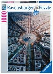 Puzzle 1000 p - Paris vue d'en haut - Image 1 - Cliquer pour agrandir