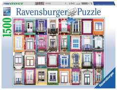 Portuguese Windows, 1500pc - Billede 1 - Klik for at zoome