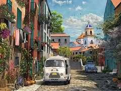 Puzzle 1500 p - Sud de la France idyllique - Image 2 - Cliquer pour agrandir
