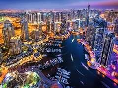 Dubai am Persischen Golf - Bild 2 - Klicken zum Vergößern