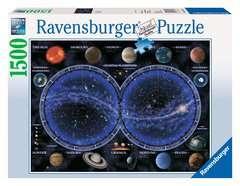 Puzzle 1500 p - Planisphère céleste - Image 1 - Cliquer pour agrandir