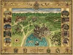 Hogwarts Karte - Bild 2 - Klicken zum Vergößern