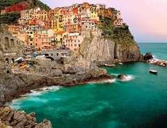 Cinque Terre, Italië / Cinque Terre, Italie - Image 2 - Cliquer pour agrandir