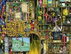 Colin Thompson - Crazy Laboratory, 2000pc - image 2 - Click to Zoom