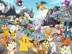 Puzzle 1500 p - Pokémon Classics - Image 2 - Cliquer pour agrandir