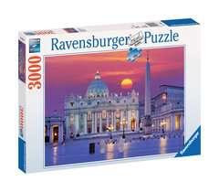 St. Peter's Cathedral, Rome - Billede 1 - Klik for at zoome