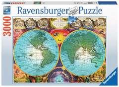 Antique Map - Billede 1 - Klik for at zoome