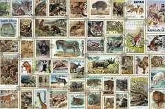 Animal Stamps, 3000pc - Billede 2 - Klik for at zoome