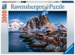 Lofoten, Norway, 3000pc - image 1 - Click to Zoom