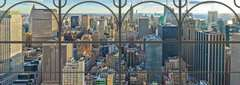 New York City Window Puzzle;Erwachsenenpuzzle - Bild 2 - Ravensburger