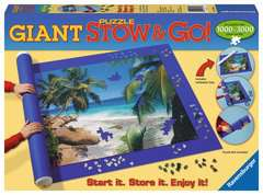 Giant Puzzle Stow & Go!™ - image 1 - Click to Zoom