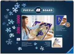 Wooden Puzzle Board Easel - image 1 - Click to Zoom